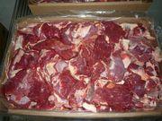 Обрезь говяжью любой категории на корм животным.